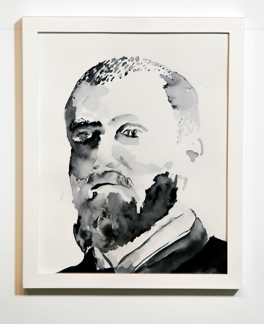 Kambui Olujimi, '1841 Charles Guiteau--James Garfield', 2018, Project for Empty Space