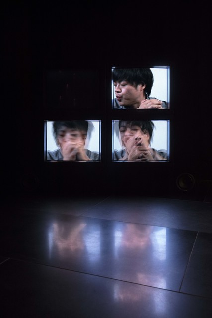 , 'Scrub Study (for Empty),' 2009, Empty Gallery