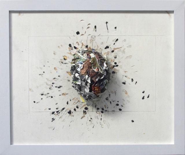 , 'retratodeartista 2,' 2016, Lucia Mendoza