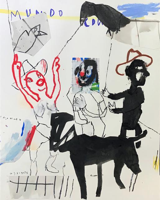, 'MUNDO PARA LA TRANSFORMACION,' 2019, Galerie Heike Strelow