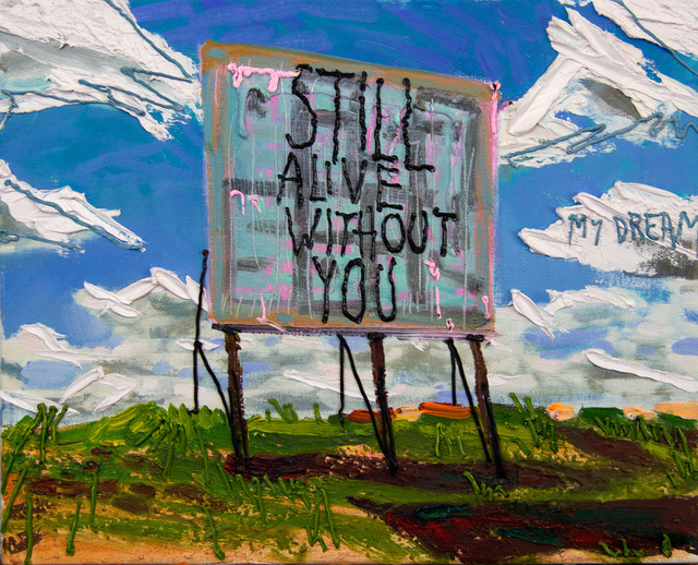 , 'Still alive without you,' 2018, Galerie C.O.A