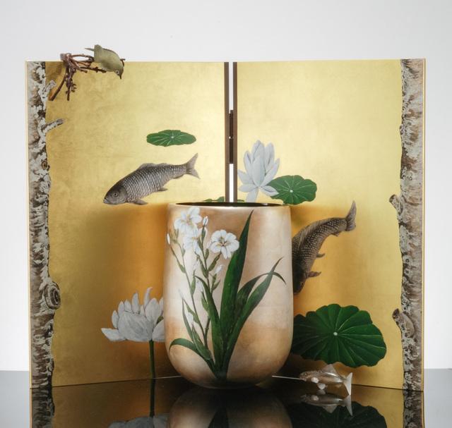 Hiroshi Yamano, 'BYŌBU #7', 2019, Traver Gallery