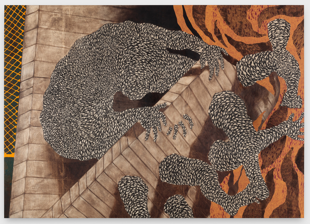 , 'Kolan get manman yo,' 2018, Anna Zorina Gallery