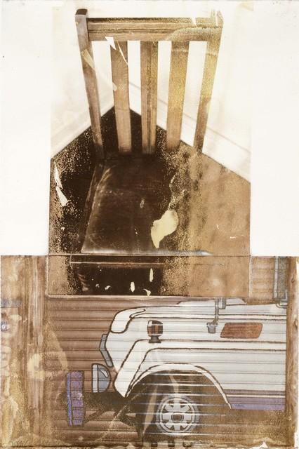 Robert Rauschenberg, 'Pleasure Loathe (Waterworks)', 1994, Inkjet dye transfer on paper, Robert Rauschenberg Foundation