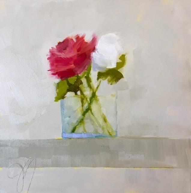 , 'Garden Roses,' 2010-2018, Eisenhauer Gallery
