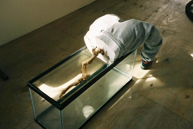 , 'Merman,' 2015, Galerie Guido W. Baudach