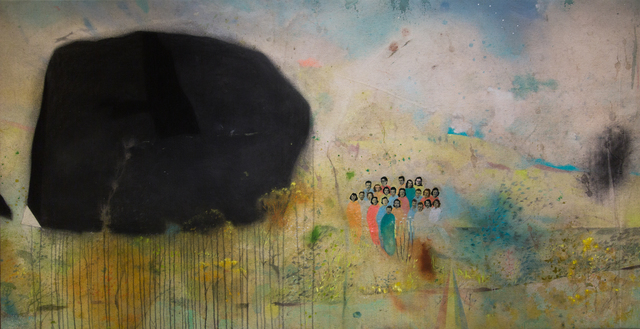 , 'Blavatsky's Children,' 2016, Resource Art
