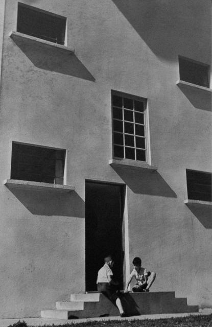 , 'Apartaments, 1951,' year print 1970s, Utópica