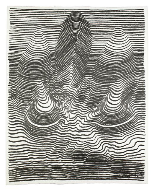 , 'Omicron XVII,' 2015, Hans Alf Gallery