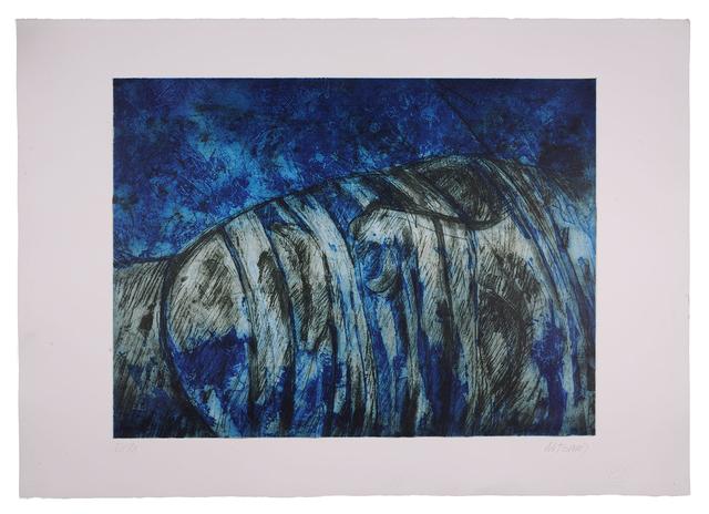 , 'La Notte Blu,' 1998, Contini Art UK