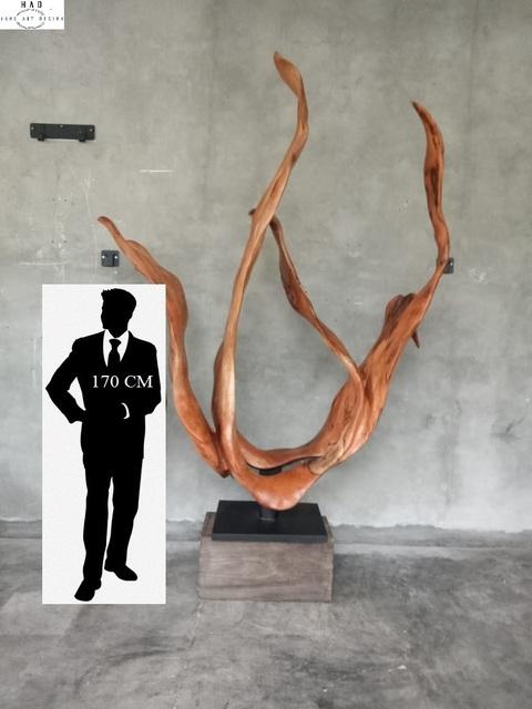 , 'Mekar,' 2018, HAD Gallery