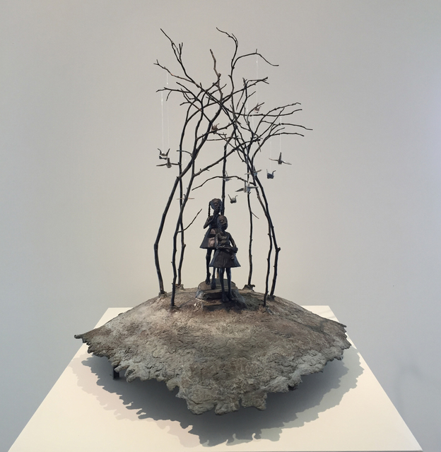, 'I'm Still Here,' 2017, M.A. Doran Gallery