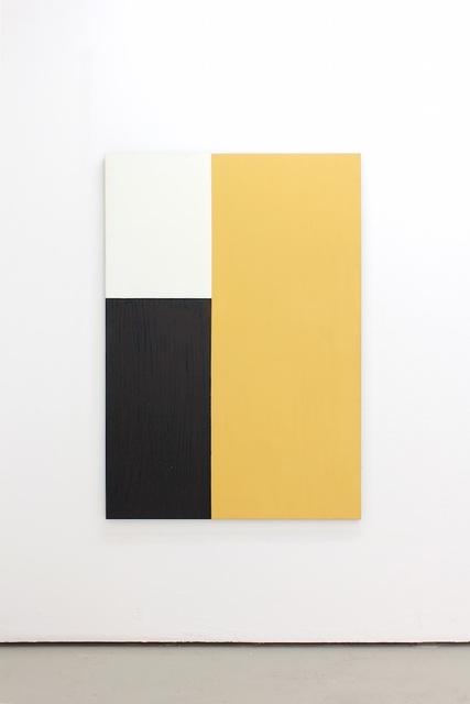 , 'o. T. ,' 1991, Galerie Nathalie Obadia