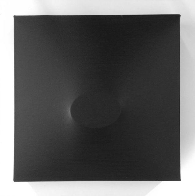, 'Un Ovale Nero,' 2015, De Buck Gallery