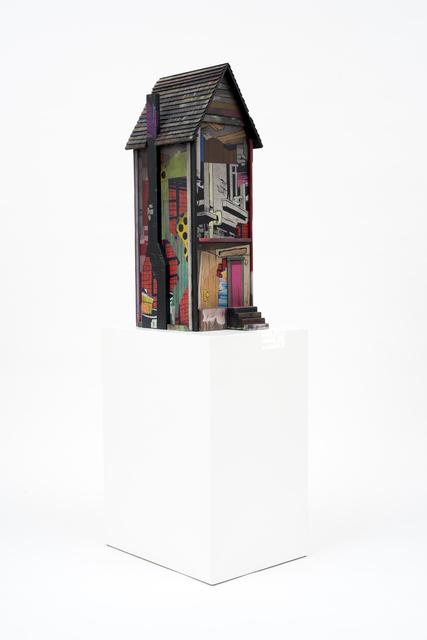 POSE, 'Row House Medium', 2015, Gastman