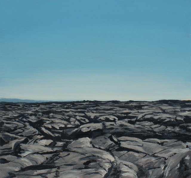 , 'Lava Field Surface No. 2,' 2016, Russo Lee Gallery