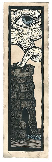 , 'Aspire,' 2017, ANNO DOMINI