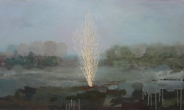 , 'Pointe,' 2017, Galerie de Bellefeuille