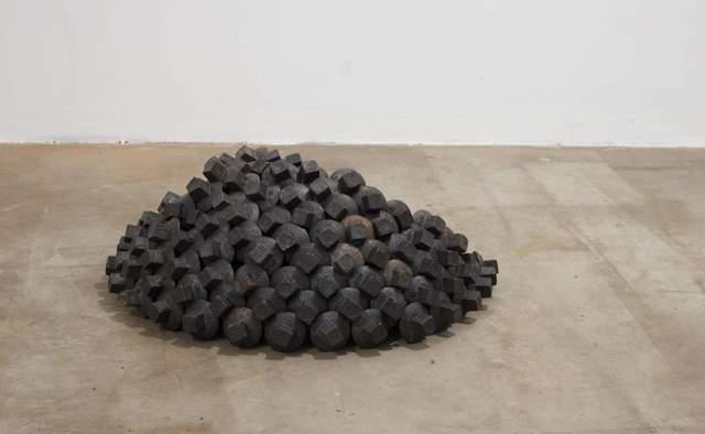 , 'Ensaios sobre curva nº 2,' 2017, Galeria Karla Osorio