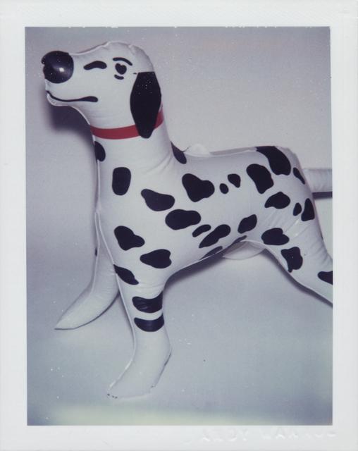 Andy Warhol, 'Japanese Toy Dalmatian', 1983, Christie's Warhol Sale