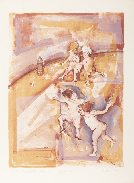 Marcia Marx, 'Hop Scotch', ca. 1975, RoGallery