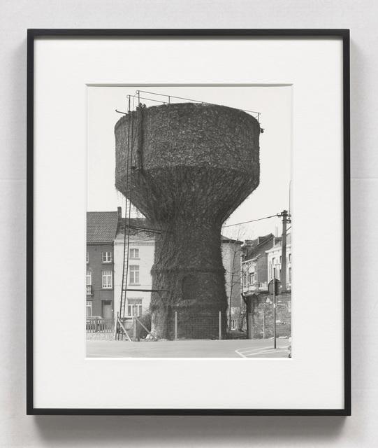 , 'Wasserturm, Braine-le-Comte, B,' 1980, Ludorff