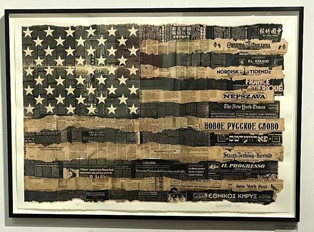 , 'America the Melting Pot,' 1976-1989, Alpha 137 Gallery