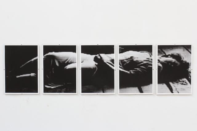 , 'Zone fantasmatique (échelle 1),' 2014, Galerie Marine Veilleux