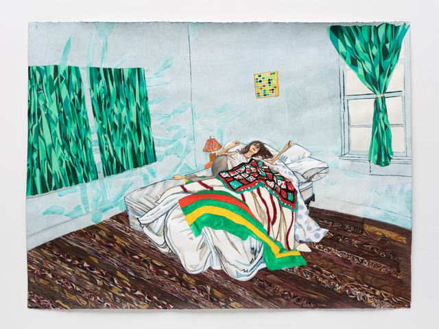 , 'Kate Wolf ,' 2017, Buchmann Galerie