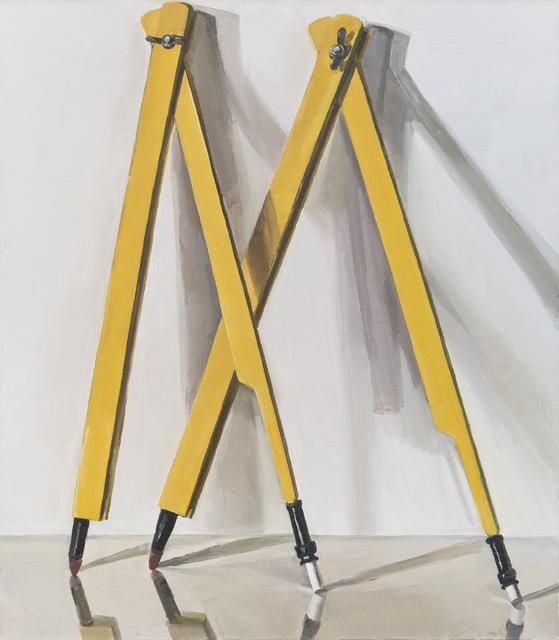 , 'Double Compasses,' 2015, Asia Art Center