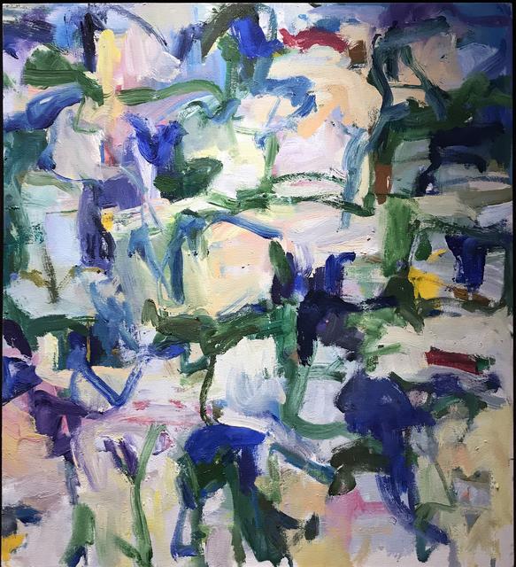 Kikuo Saito, 'Tree Song II', 2014, Judy Ferrara Gallery