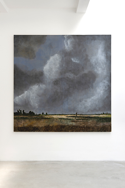 , 'Relief Landscape (Dutch Landscape Scene) ,' 2018, Akinci