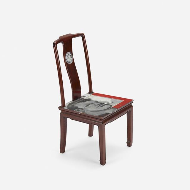 Robert Loughlin, 'Untitled (chair)', Wright