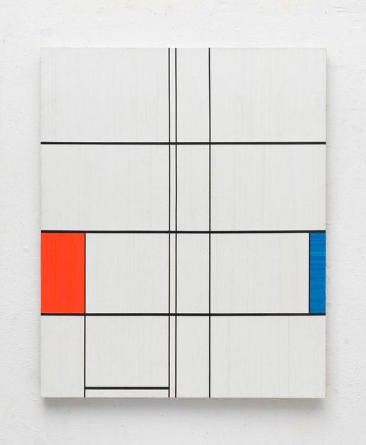 Gregor Hildebrandt, 'French version (Blume E. N.)', 2018, Perrotin