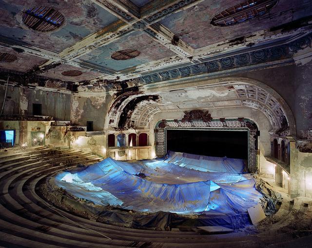 , 'Metropolitan Opera House, Philadelphia, USA,' 2012, Polka Galerie