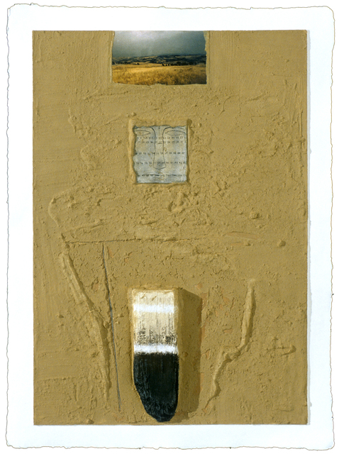 , 'California Suite No. 9,' 2004, Mixografia