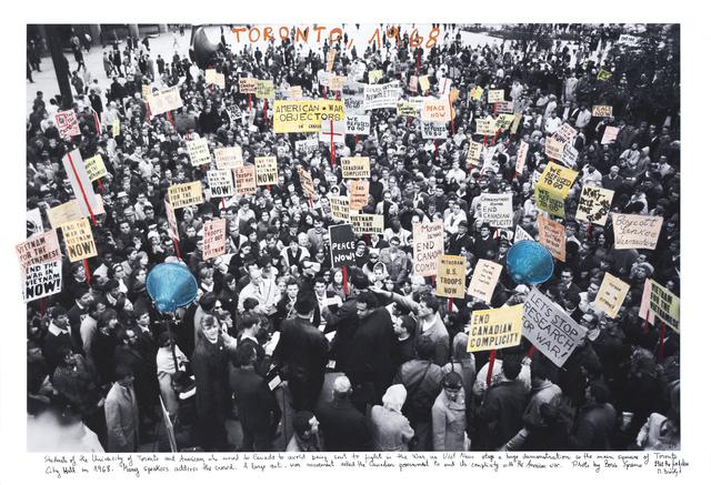 , 'Toronto 1968,' , ARTCO Gallery