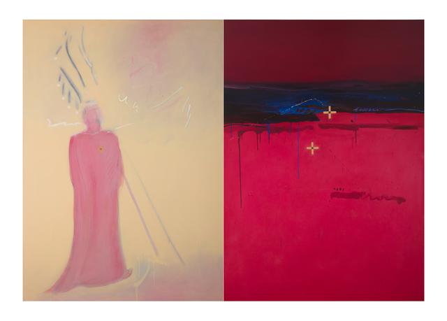 , 'SAYSAYGON (diptych),' 2016, Studio 21 Fine Art