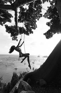 , 'Swinging Alexis,' 2014, Space SBH