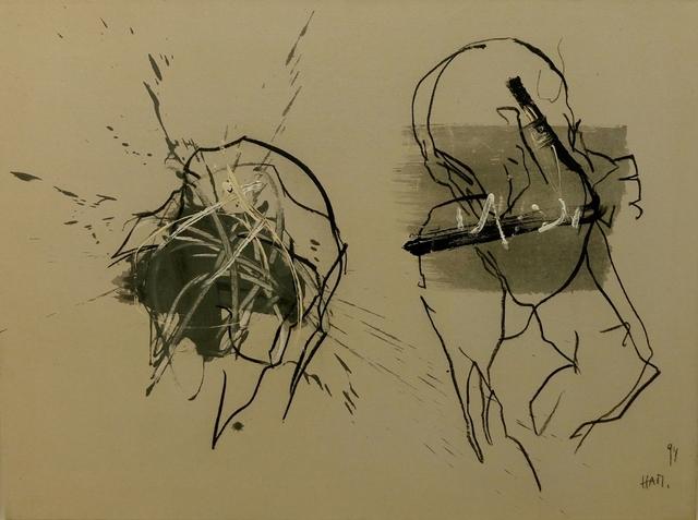 , 'Vokalular der Gestik,' 1994, Lukas Feichtner Gallery