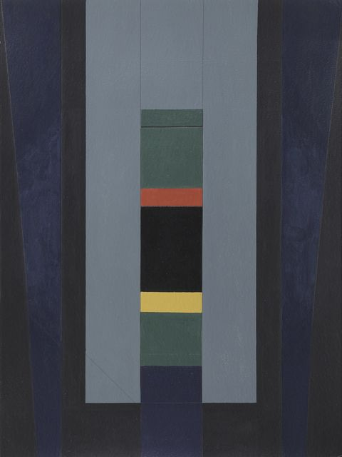 , 'Composition No.2,' 2007, Leon Tovar Gallery