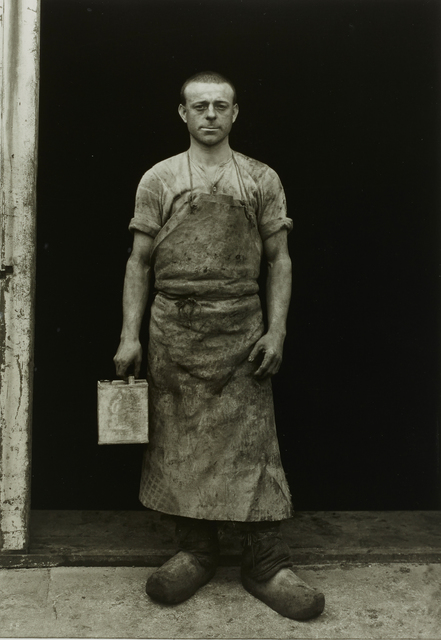, 'Varnisher,' ca. 1930, Michael Hoppen Gallery