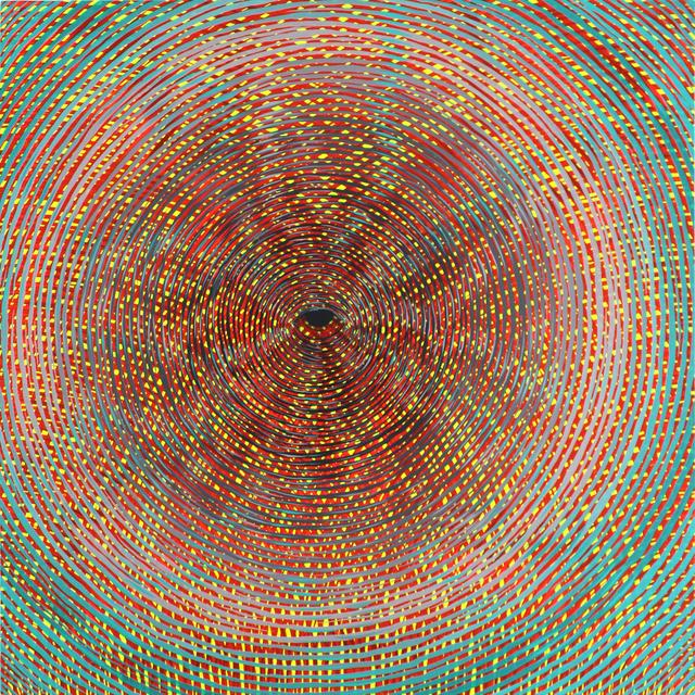 , 'Electric Eye,' 2018, Galerie Droste