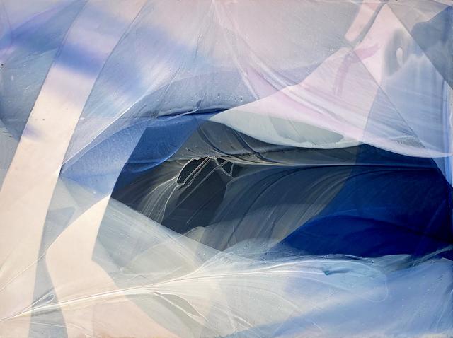 Marina Savashynskaya Dunbar, 'Unending', 2020, Painting, Water media on canvas, Spalding Nix Fine Art