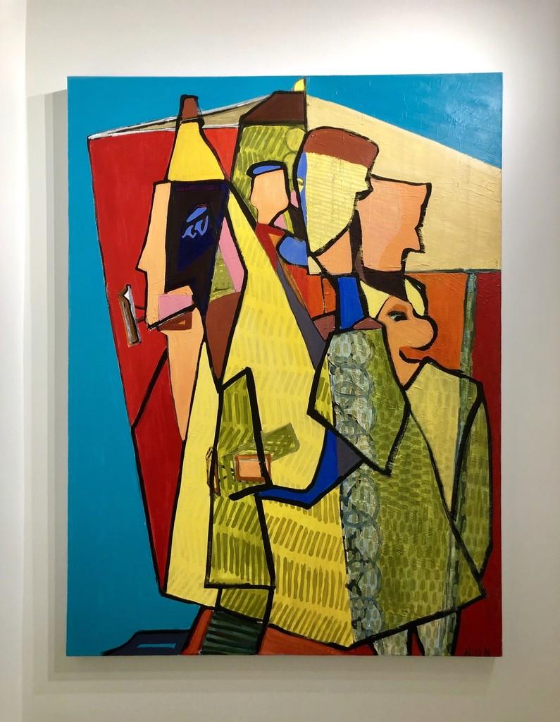 """Transformation"" by Canadian artist, Donna Winn"