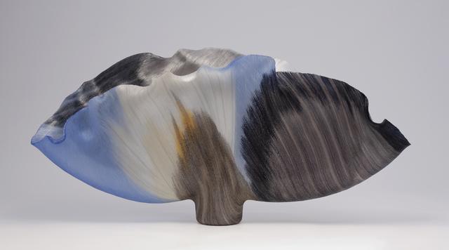 Toots Zynsky, 'BALD EAGLE ,2020 (North America)', 2020, Sculpture, Filet-de-verre, Heller Gallery