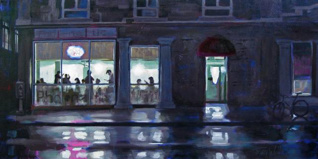 , 'Feverish Friday,' 2015, Abend Gallery