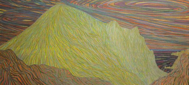 , 'Silent Landscape-18,' 2015, Powen Gallery