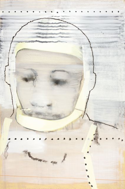 ", '""Write Your Name on the Glass of My Spacesuit, I Cannot Hear Your"",' 2009, Meno parkas"
