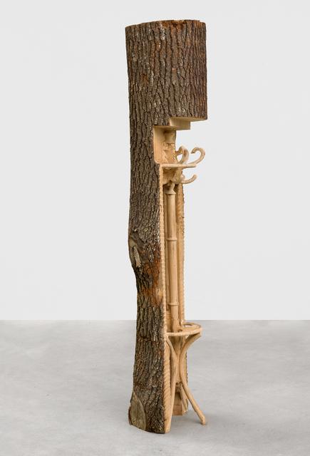 Alicja Kwade, 'aclothestreeisaclothestreeisaclothestree', 2018, 303 Gallery